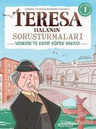 Domingo Yayınevi - Teresa Hala'nın Soruşturmaları