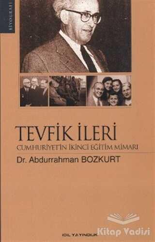 İdil Yayınları - Tevfik İleri