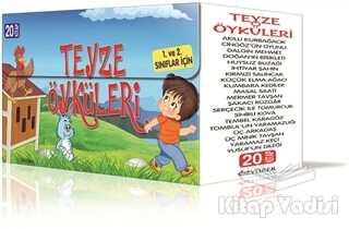 Özyürek Yayınları - Teyze Öyküleri 1. ve 2. Sınıflar İçin (20 Kitap Takım)
