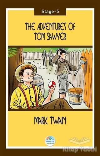 Maviçatı Yayınları - The Adventures of Tom Sawyer - Stage 5
