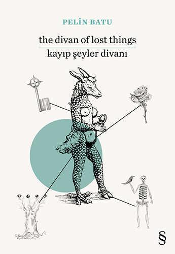 Everest Yayınları - The Divan of Lost Things / Kayıp Şeyler Divanı