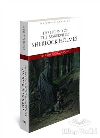 MK Publications - Roman - The Hound of The Baskervilles - Sherlock Holmes - İngilizce Roman
