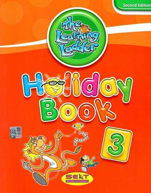 The Learning Ladder 3 Holiday Book+Cd (Second Edition)