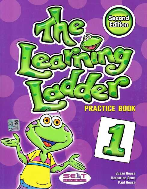 Selt PUBLISHING - The Learning Ladder Practıce Book 1 (Second Edition)