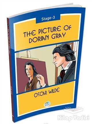 Maviçatı Yayınları - The Picture Of Dorian Gray Stage 3