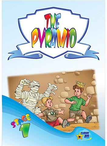 AFS Yayınları - The Pyramid / İngilizce Hikayeleri