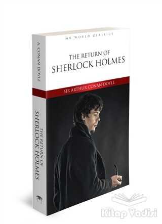 MK Publications - Roman - The Return of Sherlock Holmes - İngilizce Roman