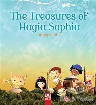 Altın Kitaplar - The Treasures of Hagia Sophia