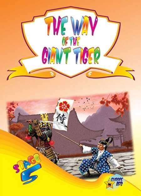 AFS Yayınları - The Way Of The Giant Tiger (Stage 5)