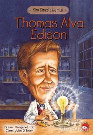 Beyaz Balina Yayınları - Thomas Alva Edison