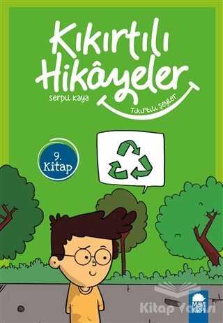 Mavi Kirpi Yayınları - Tıkırtılı Şeyler - Kıkırtılı Hikayeler (3. Sınıf)