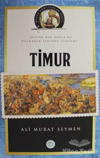 Maviçatı Yayınları - Timur - Büyük Komutanlar Dizisi