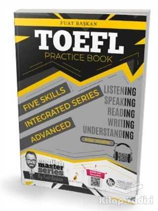 Pelikan Tıp Teknik Yayıncılık - TOEFL Practice Book-Advanced