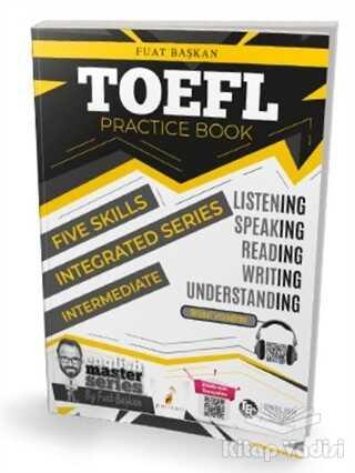 Pelikan Tıp Teknik Yayıncılık - TOEFL Practice Book-Intermediate