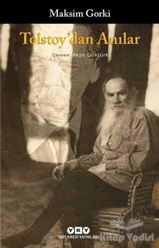 Yapı Kredi Yayınları - Tolstoy'dan Anılar