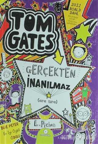 Tudem Yayınları - Tom Gates Gerçekten İnanılmaz