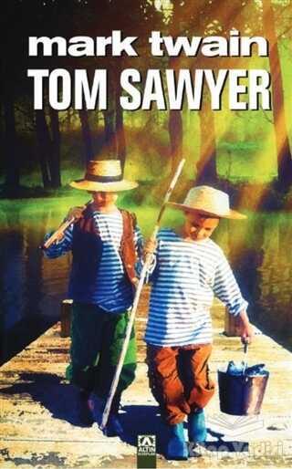 Altın Kitaplar - Tom Sawyer (Ciltli)