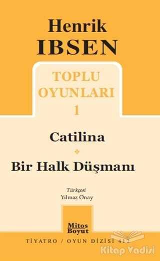 Mitos Boyut Yayınları - Toplu Oyunları 1: Catilina - Bir Halk Düşmanı