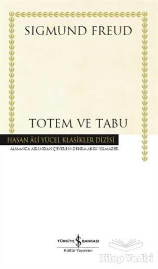 İş Bankası Kültür Yayınları - Totem ve Tabu