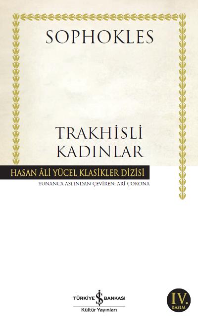 İş Bankası Kültür Yayınları - Trakhisli Kadınlar