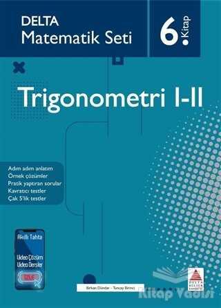 Delta Kültür Basım Yayın - Trigonometri 1-2