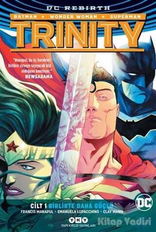 Yapı Kredi Yayınları - Trinity - Birlikte Daha Güçlü Cilt 1
