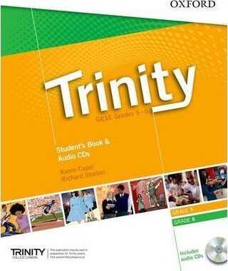 Oxford University Press - Trinity Graded Examinations in Spoken English