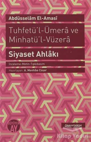 Büyüyen Ay Yayınları - Tuhfetü'l-Ümera ve Minhatü'l Vüzera