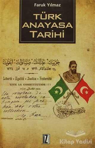 İz Yayıncılık - Türk Anayasa Tarihi