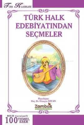 Zambak Yayınları - Türk Halk Edebiyatından Seçmeler