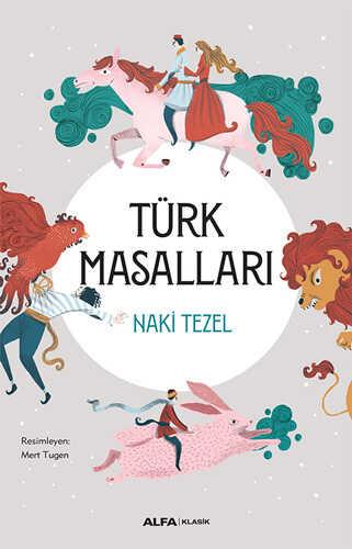 Alfa Yayınları - Türk Masalları (Ciltli)