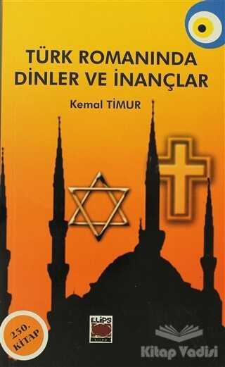 Elips Kitap - Türk Romanında Dinler ve İnançlar