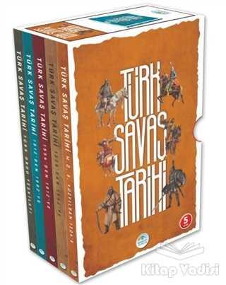 Maviçatı Yayınları - Türk Savaş Tarihi Seti 5 Kitap