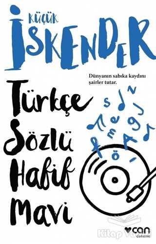 Can Yayınları - Türkçe Sözlü Hafif Mavi
