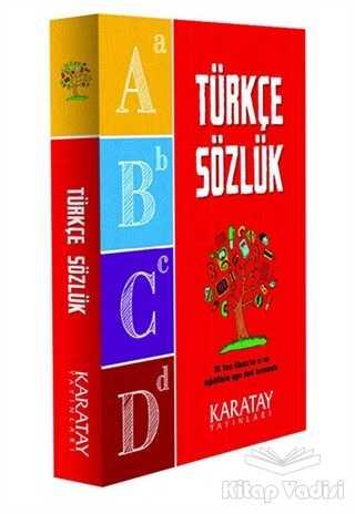 Karatay Yayınları - Türkçe Sözlük