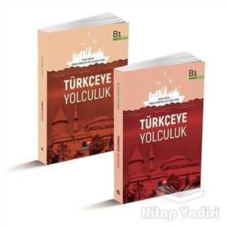 Kesit Yayınları - Türkçeye Yolculuk B1 Ders Kitabı - B1 Çalışma Kitabı (2 Kitap Set)