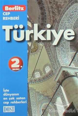 Dost Kitabevi Yayınları - Türkiye Cep Rehberi