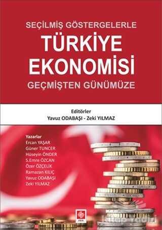 Ekin Basım Yayın - Akademik Kitaplar - Türkiye Ekonomisi