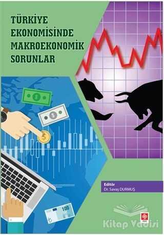 Ekin Basım Yayın - Akademik Kitaplar - Türkiye Ekonomisinde Makro Ekonomik Sorunlar