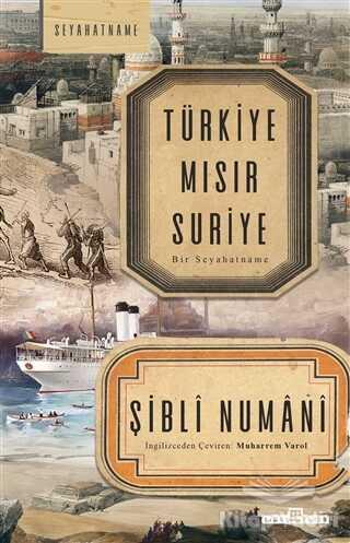 Timaş Yayınları - Türkiye Mısır Suriye