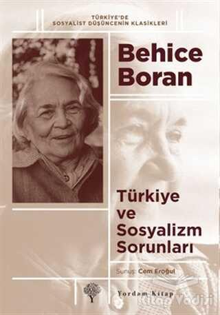 Yordam Kitap - Türkiye ve Sosyalizm Sorunları