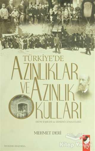 IQ Kültür Sanat Yayıncılık - Türkiye'de Azınlıklar ve Azınlık Okulları