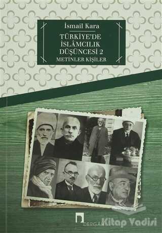 Dergah Yayınları - Türkiye'de İslamcılık Düşüncesi - 2