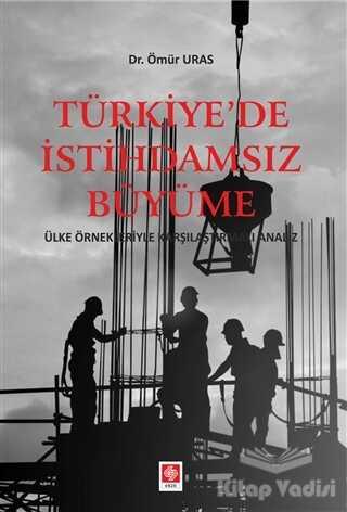 Ekin Basım Yayın - Akademik Kitaplar - Türkiye'de İstihdamsız Büyüme