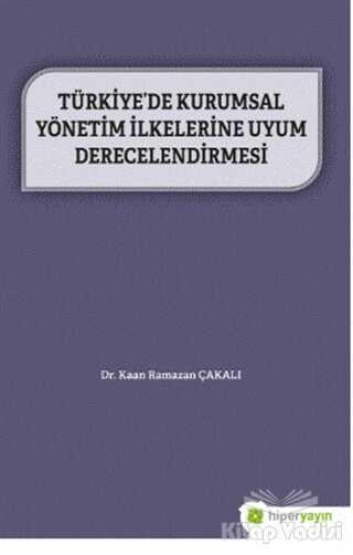 Hiperlink Yayınları - Türkiye'de Kurumsal Yönetim İlkelerine Uyum Derecelendirmesi