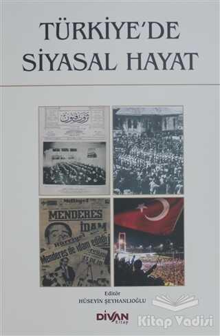 Divan Kitap - Türkiye'de Siyasal Hayat