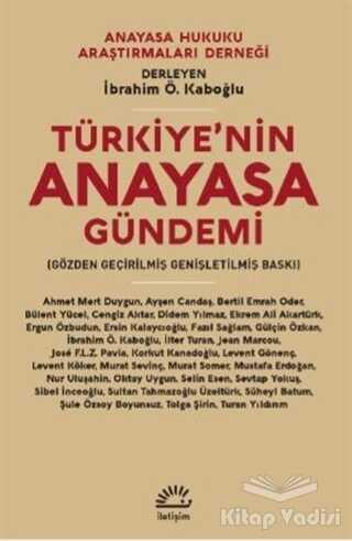 İletişim Yayınevi - Türkiye'nin Anayasa Gündemi