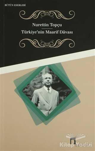 Dergah Yayınları - Türkiye'nin Maarif Davası