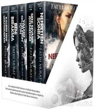 Ephesus Yayınları - Tutku Serisi (5 Kitap Takım)