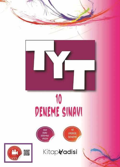 Kitap Vadisi Yayınları - TYT 10 Deneme Sınavı